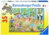 Ravensburger Ballet lesson (35 pc) Puzzle