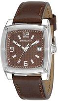 Morellato Men's Quartz Watch SIE002 with Leather Strap