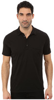 7 For All Mankind Raw Placket Polo