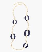 Chico's Nia Single-Strand Necklace