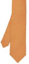 J.Mclaughlin Italian Silk Tie in Mini Crab