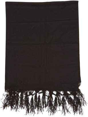 Givenchy Brown Cashmere Scarves