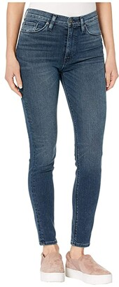 Hudson Barbara High-Waist Super Skinny Ankle in Gambit 2 (Gambit 2) Women's Jeans