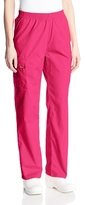 Dickies Women's Petite EDS Signature Scrubs Missy Fit Pull-On Cargo Pant