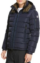 Moncler Danube Quilted Down Jacket