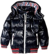 Toobydoo Bubble Club Puffy Coat (Toddler/Little Kids/Big Kids)