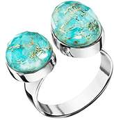 Canyon Women 925 Sterling Silver silver Turquoise FINERING