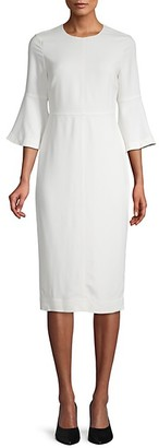 A.L.C. Bell-Sleeve Dress