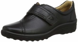 Hotter Women's Shadow Closed Toe Heels (Black 001) 8 UK (42 EU)