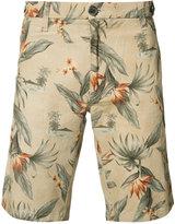 Eleventy floral print shorts