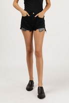 Azalea Distressed Denim Shorts