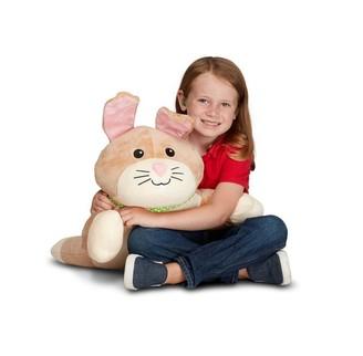 Melissa & Doug Cuddle Bunny