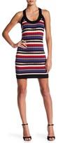 NBD Jenna Rib Striped Dress