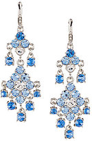 Carolee Something Blue Chandelier Statement Earrings