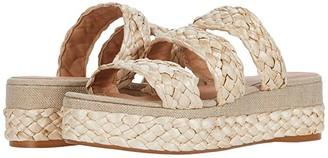 Castaner Waldy Flatform Espadrille (Natural) Women's Sandals