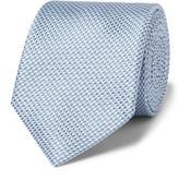 Brioni 8cm Woven Silk Tie