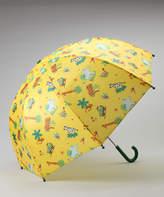 Yellow Safari Umbrella
