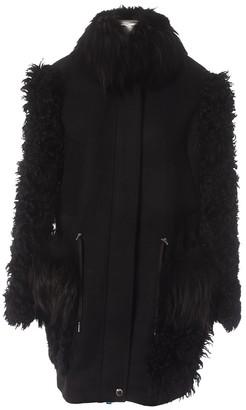 Louis Vuitton Black Cashmere Coats