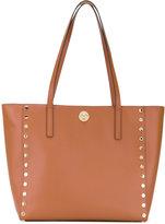 MICHAEL Michael Kors Rivington studded tote bag - women - Leather/metal - One Size