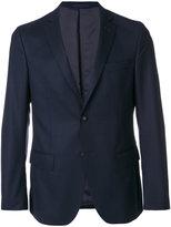 Officine Generale classic blazer - men - Polyester/Viscose/Wool - 50