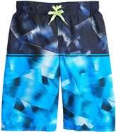ZeroXposur Boys 8-20 Quantum Stripe Swim Trunks