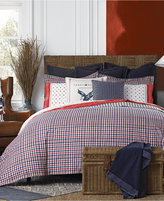 Tommy Hilfiger Timeless Plaid Full/Queen Comforter Set