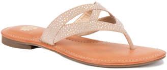 Yellow Box Shoes Women's Sandals Platino - Platino Wandah Sandal - Women