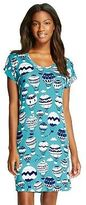 Nite Nite Munki Munki - Women's Hot Air Balloons Pajama Sleep Shirt