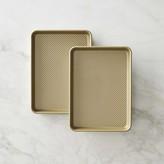 Williams-Sonoma Williams Sonoma Goldtouch® Nonstick Quarter Sheet, Set of 2