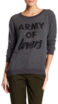 Vintage Havana Army of Lovers Pullover