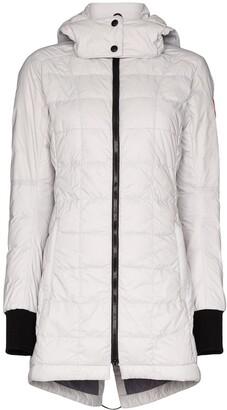Canada Goose Elliston padded puffer coat