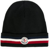 Moncler Virgin Wool Stripe Hat
