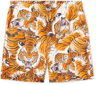 Wacko Maria + Tim Lehi Printed Woven Shorts