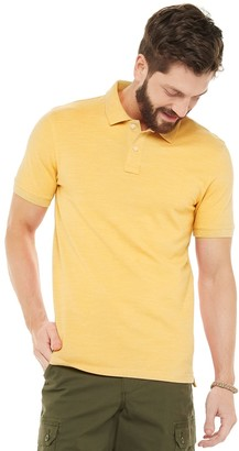Sonoma Goods For Life Men's Supersoft Pique Polo in Regular and Slim Fit