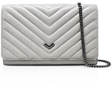 Botkier Soho Quilted Wallet On A Chain Crossbody
