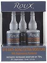 Roux Anti Aging Ampolletas, 619 Extra Moisture, 3 Count