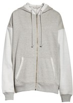 Free People Women's Track Zip Hoodie