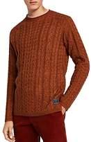 Scotch & Soda Cable-Knit Sweater