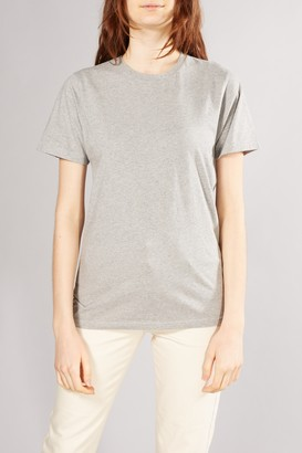 Colorful Standard - Heather Grey Classic Organic Tee - LARGE