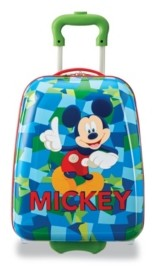 American Tourister Disney by Kids' Mickey Hardside Carry-On