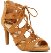 Fergalicious Heartthrob Lace-Up Sandal