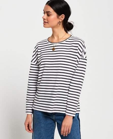 Superdry Ashby Stripe Long Sleeve Top