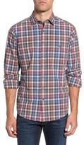 Rodd & Gunn Men's Brookview Sports Fit Plaid Sport Shirt