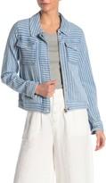 Amour Vert Faherty Brand Rowan Striped Jacket