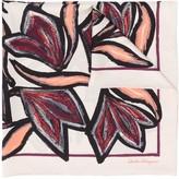 Salvatore Ferragamo Foulard silk scarf