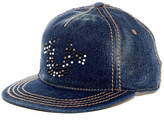 True Religion Stud Horseshoe Baseball Cap
