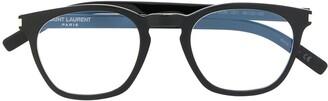 Square-Frames Glasses