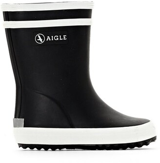 Aigle Baby Flac Rubber Wellington Boots