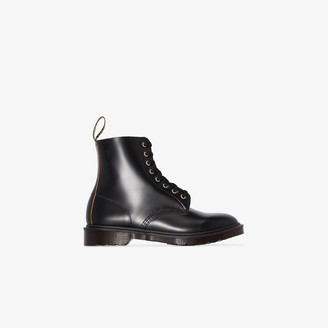 Dr. Martens black 1460 Pascal leather ankle boots
