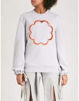Fyodor Golan x Chupa Chups cotton-jersey sweatshirt